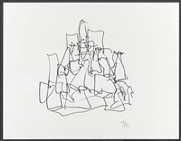 study 3 by frank gehry