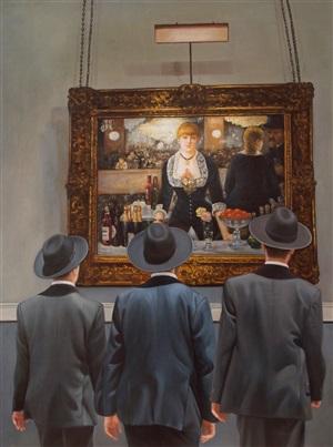 three jews walk into a bar by marc dennis