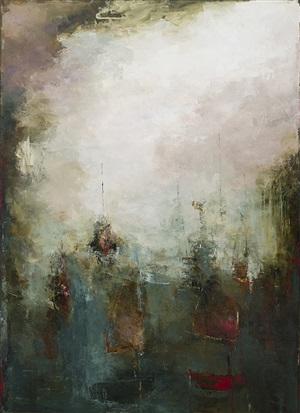 where the chalk wall falls by france jodoin