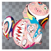 melting dob by takashi murakami