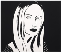 christine by alex katz