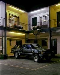 bonanza motel by alec soth