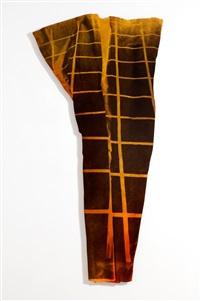 color crumple (#3), 1967/2011 by mel bochner