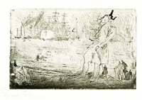 the privateer (der reeder) by lyonel feininger