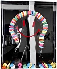 candy color choker by desire obtain cherish