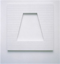 untitled (trapezoid) by sol lewitt