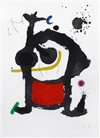 bethsabée by joan miró