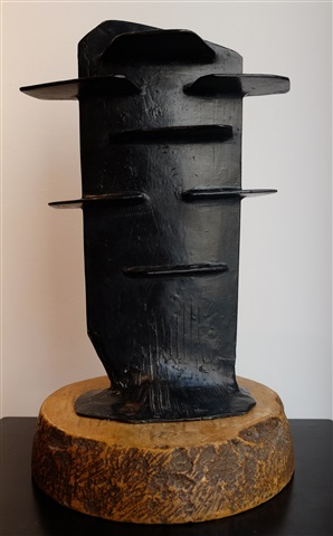 mounton variation - small model by kenneth armitage