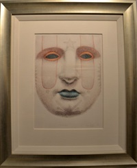 round face by ed paschke