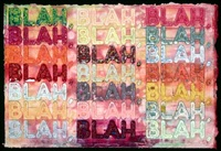 untitled by mel bochner