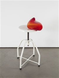 stool iii by mona hatoum