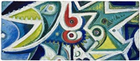 sea forms by richard pousette-dart