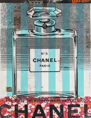 get something extra chanel by robert mars