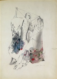 high wires by dorothea tanning