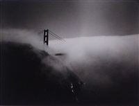 golden gate bridge, san francisco by minor white