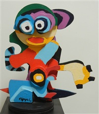 close together by karel appel