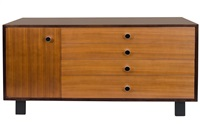 dresser credenza by george nelson for herman miller by george nelson
