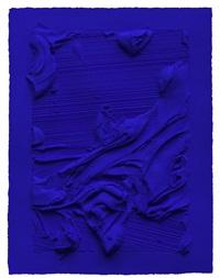 untitled ives klein blue by jason martin