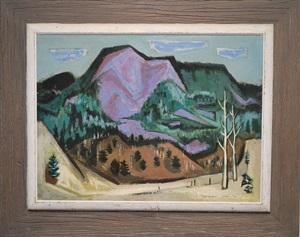 bald mountain by de forrest hale judd