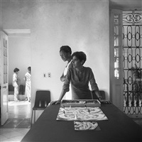 dreaming in cuba: wilfredo, laura, and me by carrie mae weems