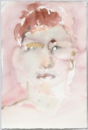 contemporary faces mexican 5 by leiko ikemura