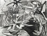 tropic of cancer (black&moorhead #190) by stanley william hayter
