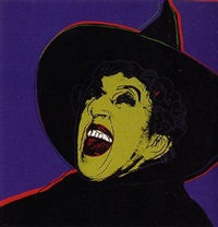 the witch by andy warhol