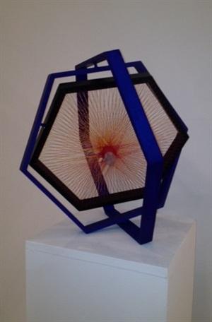 hexagono en 3d by milton becerra