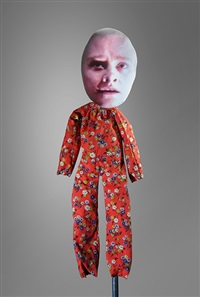 vision tracey doll by tony oursler
