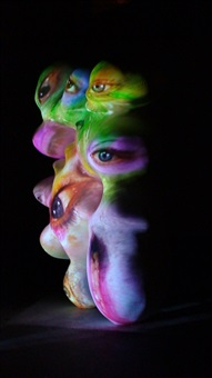 spectar by tony oursler