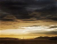 golden gate bridge, 10.31.98, 4:32 pm by richard misrach
