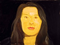 marina by alex katz