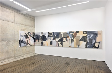 amy sillman a moveable feast - part xiv by amy sillman