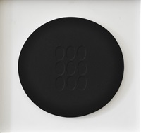 nove ovali in grigio by turi simeti