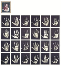 hand show by robert filliou