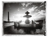 place de la concorde by christopher thomas