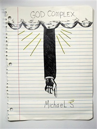 god complex by michael scoggins