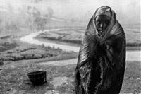 mata tea plantation, rwanda, 1991 by sebastião salgado