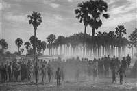 maper payem area, rumbek district, south sudan, 2001 by sebastião salgado