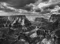 confluence of the colorado and little colorado rivers, arizona, usa, 2010 by sebastião salgado