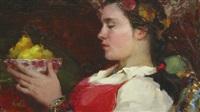 francesca (sold) by carol arnold