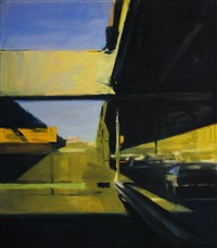 closed ramp by ben aronson