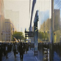 urban reflections by ben aronson