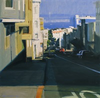 bay bridge by ben aronson