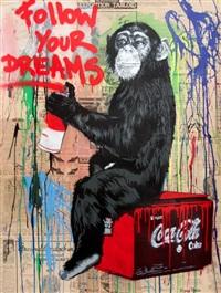 untitled by mr. brainwash