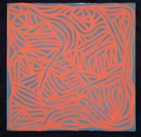 irregular grid by sol lewitt