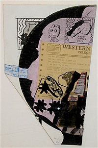 mary wilson western union by ray johnson