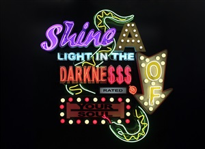 shine a light by chris bracey