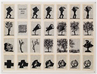 sunlight on a leaf by william kentridge