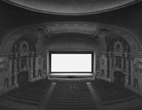 theaters (ua walker, new york) by hiroshi sugimoto